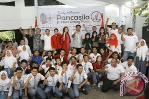 Maruarar ajak anak muda amalkan nilai-nilai Pancasila