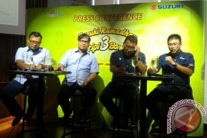 Suzuki sambut Ramadhan dengan program Tripl3Bonus 2016