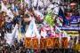 Saat May Day, sejumlah buruh keluhkan susah menikah