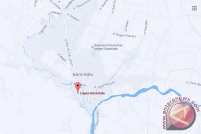 Kerusuhan meletus di penjara Gorontalo, napi kuasai lapas
