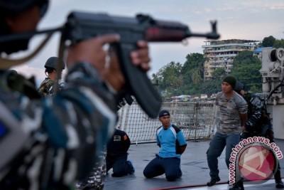 Opsi militer untuk bebaskan sandera dikesampingkan