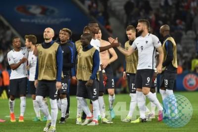 Euro 2016 - Prancis akui tampil buruk babak pertama kontra Irlandia
