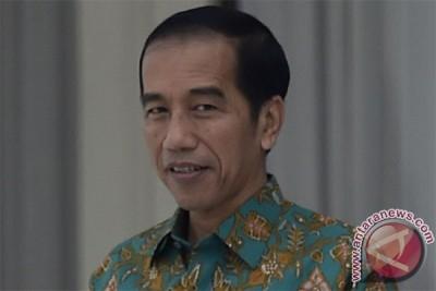 Presiden Jokowi bantah dukung Ahok saat bertemu relawan