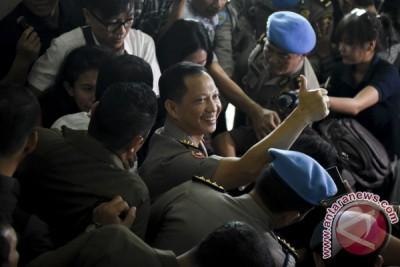 DPR Menyetujui Tito Karnavian Sebagai Kapolri