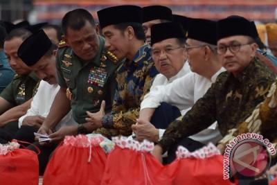 Buka Puasa Bersama Keluarga Besar TNI