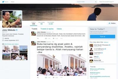 Presiden Jokowi: Indonesia berdukacita untuk korban bom Turki