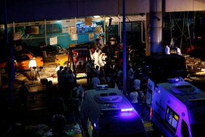 Bom bandara Istanbul Turki mengarah pada perbuatan ISIS