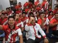 Pengukuhan Kontingen Olimpiade