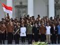 Presiden Lepas Kontingen Olimpiade