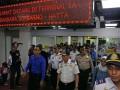Menhub Pantau Bandara Soetta