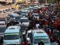 Kemacetan Tanah Abang
