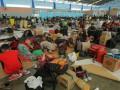 Penumpang Kapal Di Tanjung Perak