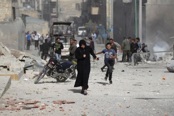 Falujah Telah DIkuasai Militer Irak