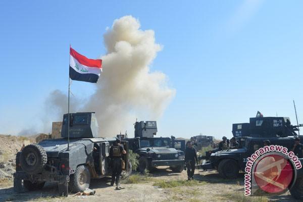 Pasukan Irak Maju Ke Kota Tempat Eksekusi ISIS