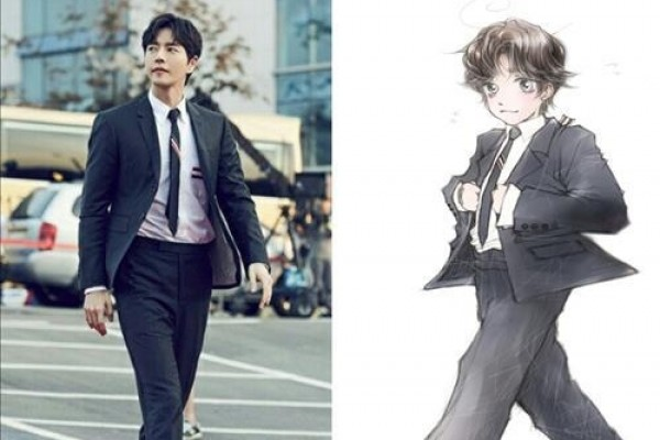 Web Kartun Otobiografi Park Hae jin Akan Dirilis