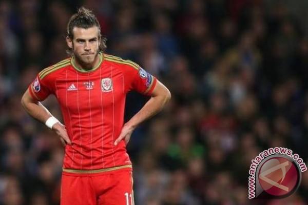 Bale dihantam cedera, absen dua laga kualifikasi Piala Dunia