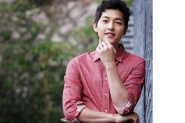 Song Joong ki Nikmati Jumpa Penggemar Di Hong Kong
