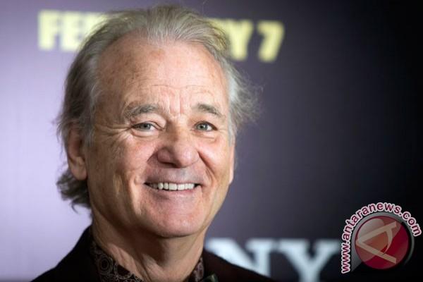 Bill Murray Akan Dianugerahi Mark Twain Prize