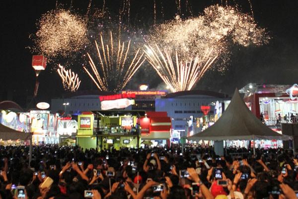 Jakarta Fair Kemayoran Sajikan Konser Musik Multi genre