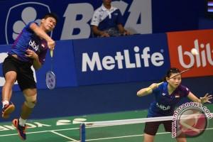 Jordan/Debby ke perempat final Australia Terbuka