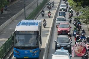 Enam koridor TransJakarta disterilkan, pelanggar didenda Rp500 ribu