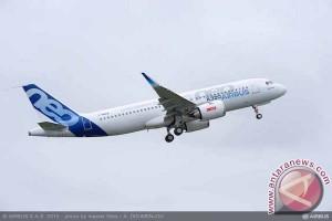 Airbus kokohkan posisi pada 2016