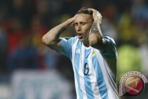 Lucas Biglia terancam absen perkuat Argentina di Copa America