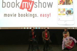 Sukses di India, BookMyshow resmi beroperasi di Indonesia