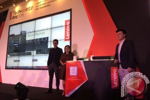Lenovo perkenalkan jajaran server teranyar di Technology Day 2016