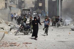 Gencatan senjata harus dilakukan semua pasukan perang Suriah