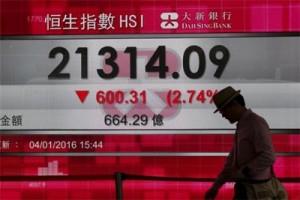 Referendum Brexit membuat cemas bursa saham seantero jagat