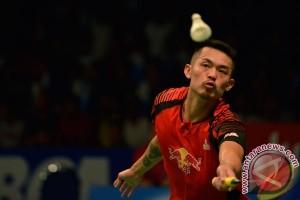 Lin Dan pastikan diri ke kejuaraan Glasgow 2017