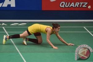 Wang Yi Han merasa beruntung kalahkan Marin