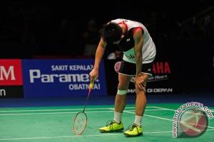 Ihsan gagal ke final, Indonesia kehabisan wakil
