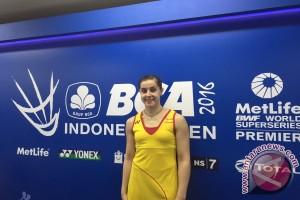 Carolina Marin: Indonesia Open turnamen favorit saya