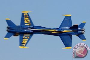 Sekilas pesawat tempur yang dipakai Blue Angels, F/A-18 Hornet