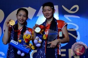 Indonesia Open, ganda putri Jepang juara