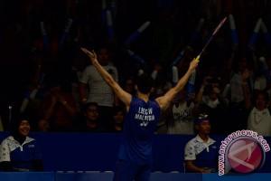 Lee Chong Wei raih gelar keenam Indonesia Open