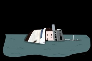 Basarnas temukan 41 penumpang selamat