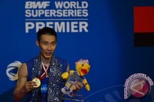 Pelatih targetkan Lee Chong Wei cetak rekor Indonesia Terbuka