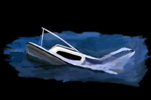 Perahu tenggelam di Bungo tewaskan dua orang