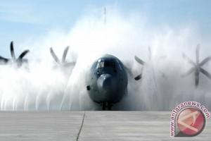 Hilangnya data uji terbang andil dalam kecelakaan Hercules AU AS
