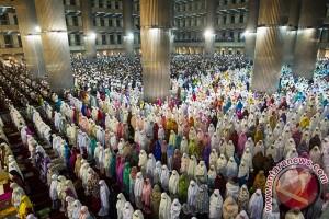 1,2 miliar Muslim dunia awali Ramadhan