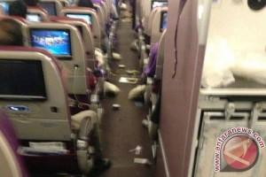 A380 Malaysia Airlines dan A330 Avianda terkena turbulensi udara