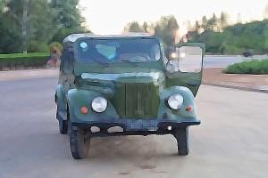 Antara doeloe : Pentjurian jeep pertama di Jogja