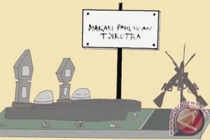 Antara doeloe : Pertempuran seru selama 9 djam di Wanaradja