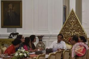Presiden Bertemu Komnas Perempuan