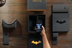 Samsung rilis Galaxy S7 edge bertema Batman