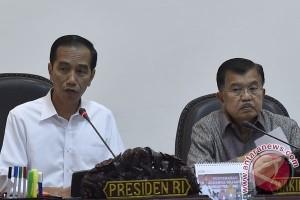 Presiden Jokowi ingin semua infrastruktur transportasi lebih modern