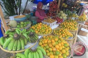 """""""Hidup sehat dengan sayur dan buah"""""""